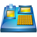 Billing, Cashier, Electronic, Machine icon