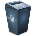 System Trash Empty icon