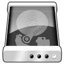 disk, internal icon