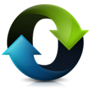 interact,arrow,reload icon