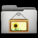 Folder, Picture icon