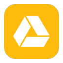 google, drive, flurry icon