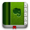 evernote, alt icon