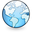 globe, earth, world, application, planet, internet icon