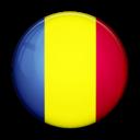 flag,romania,country icon