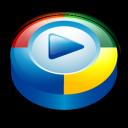 window, media, player icon