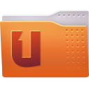 Places folder ubuntuone icon