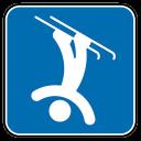 style Skiing icon