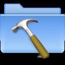 Places folder development icon