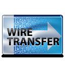 Transfer, Wire icon