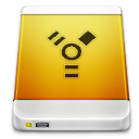 Device Drive External FireWire icon