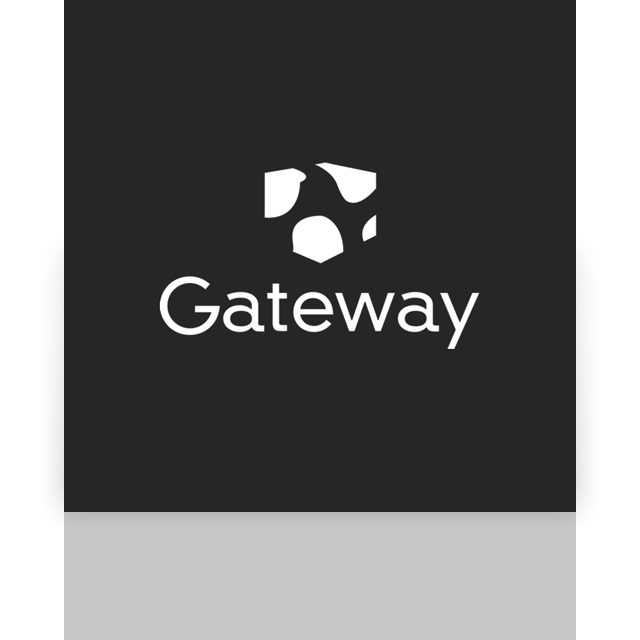 gateway, mirror icon