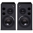 alesis, active, mk, m, speakers icon