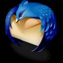 thunderbird,mozilla icon