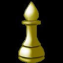 white bishop icon
