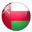 oman, flag, country icon