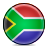 south, flag, africa icon