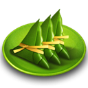 Green, Plate icon