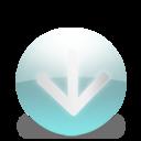 arrow,down icon