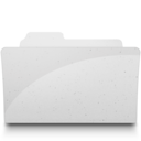OpenFolder White icon