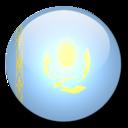 kazakhstan,flag,country icon