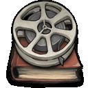 movie,book icon