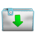 downloads,folder icon