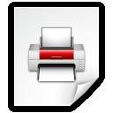 Application, Postscript icon