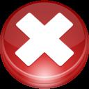cancel, no, close, stop icon