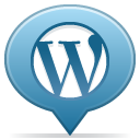 Balloon, Social, Wordpress icon