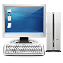 pc, computer, mycomputer, monitor, screen, personal computer, display icon