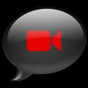 iChat Black icon