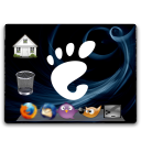 restore, emblem, desktop icon