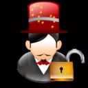 Magician, Unlock icon