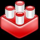format, file, module icon