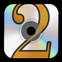 2o, Dvd, Nex icon