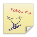 It, Post, Twitter icon