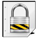 File, Lock, Safe, Secure icon