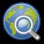 find, internet, hyperlink, search, seek icon