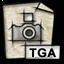 pic, photo, picture, image, tga, gnome, mime icon