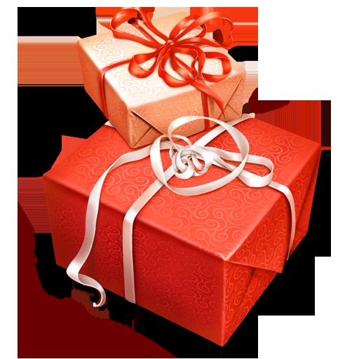 box, gift, giftbox, christmas, present, red icon