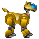 robot, pet, dog, robotic, aibo icon