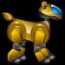 robot, pet, dog, robotic, aibo icon