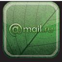 green, mailru, eco icon