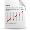 analysis, statistics, report icon