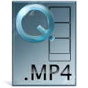 Mp 4 icon