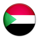 flag, sudan, country icon