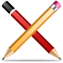 application, edit, pen, writing, pencil, app, paint, write, draw icon