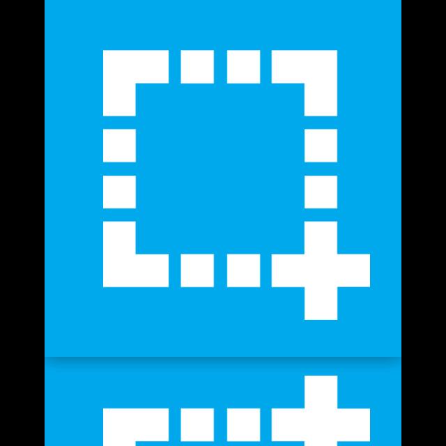 mirror, screenshot icon