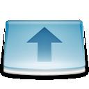 Folder, Uploads icon
